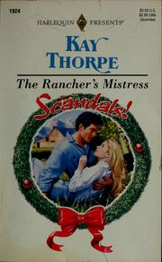 Cover of: The rancher