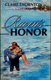 Cover of: Raven's Honor