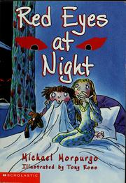 Cover of: Red eyes at night