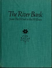 Cover of: The river bank | Kenneth Grahame
