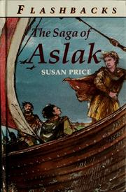 Cover of: The saga of Aslak | Susan Price