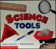 Cover of: Science tools