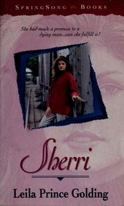 Cover of: Sherri | Leila Prince Golding