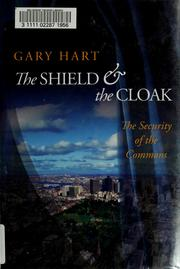 Cover of: The shield and the cloak