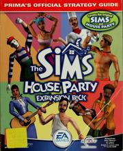 Cover of: The Sims house party expansion pack
