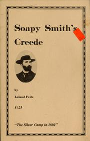 Cover of: Soapy Smith's Creede by Leland Feitz