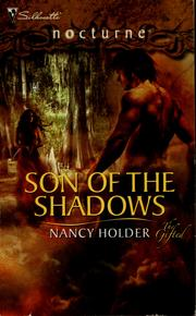 Cover of: Son of the Shadows | Nancy Holder