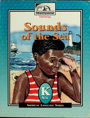 Cover of: Sounds of the sea | Guyla Nelson