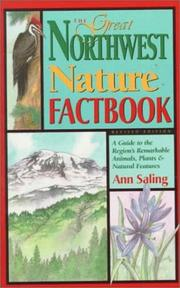 Cover of: The great Northwest nature factbook