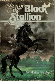 Cover of: Son of the black stallion