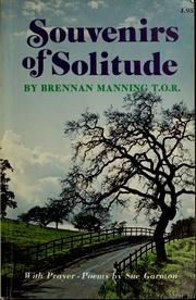 Cover of: Souvenirs of solitude