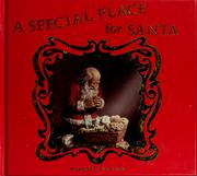 Cover of: A special place for Santa | Jeanne Pieper