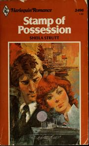Cover of: Stamp of possession | Sheila Strutt