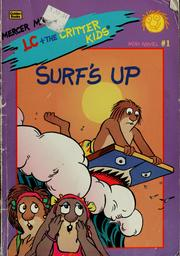 Cover of: Surf's up