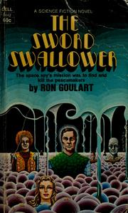 Cover of: The sword swallower