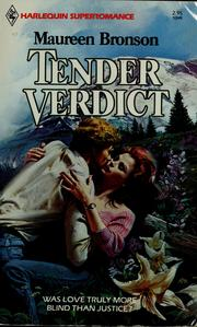 Cover of: Tender Verdict