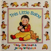 Cover of: This little baby | Tony Bradman