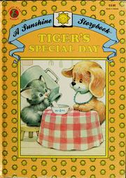 Cover of: Tiger's special day