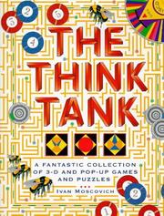 Cover of: The Think Tank | Ivan Moscovich