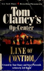 Cover of: Tom Clancy's op center | Tom Clancy
