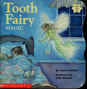 Cover of: Tooth Fairy magic