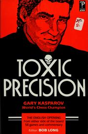 Cover of: Toxic precision