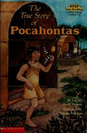 Cover of: The true story of Pocahontas