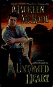 Cover of: Untamed heart