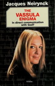 Cover of: The Vassula enigma