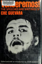 Cover of: Venceremos!