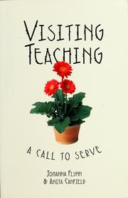 Cover of: Visiting teaching
