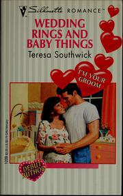 Cover of: Wedding rings and baby things