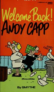 Cover of: Welcome Back! Andy Capp
