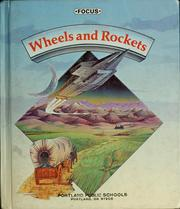 Cover of: Wheels and rockets