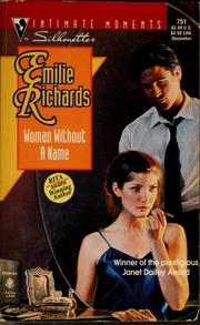 Cover of: Woman without a name | Emilie Richards