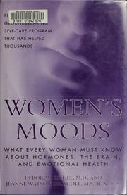 Cover of: Women's moods