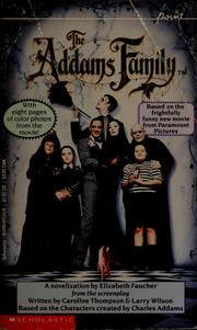 Cover of: The Addams Family | Elizabeth Faucher