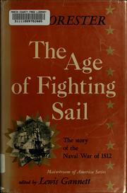 Cover of: The age of fighting sail | C. S. Forester