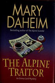 Cover of: The Alpine traitor