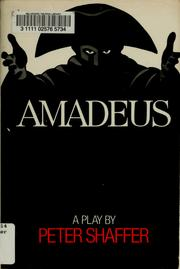 Amadeus by Peter Shaffer