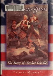 Cover of: America's song