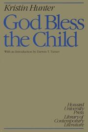 Cover of: God bless the child