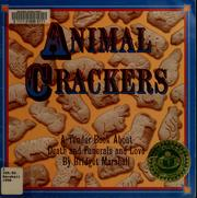 Cover of: Animal crackers | Bridget Marshall