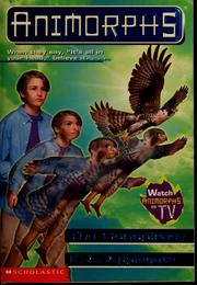Cover of: Animorphs: The conspiracy