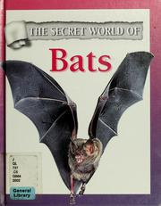 Cover of: Bats