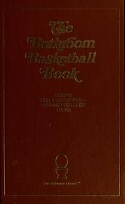 Cover of: The bathroom basketball book