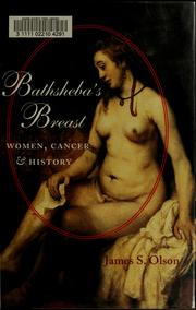 Cover of: Bathsheba's breast