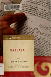 Cover of: The Beliefnet guide to the Kabbalah