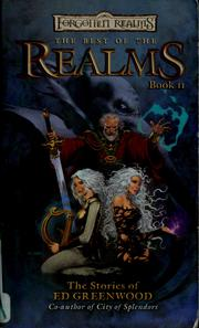 Cover of: The best of the realms