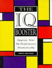 Cover of: The IQ Booster
